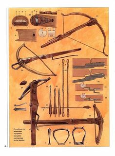 how to make a good crossbow