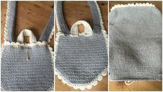 Crocheted backpack on the LoveCrochet blog