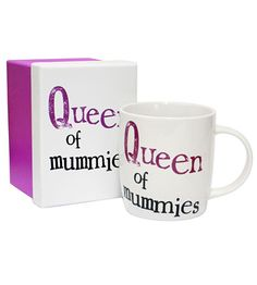 Кружка Queen of Mummies