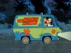 The Mystery Machine and Scooby Doo are still a daily in our house. Started when the kids were toddlers and we love to calm down with a vintage scooby doo at bedtime!