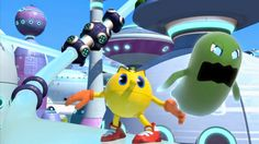 Gameplayaholic: Pac-Man and the Ghostly Adventures 2 3DS trailer