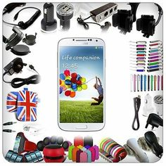 ACCESORIES FOR YOU SAMSUNG I9190 GALAXY S4 S 4 MINI I9192 ALL YOU NEED (L)