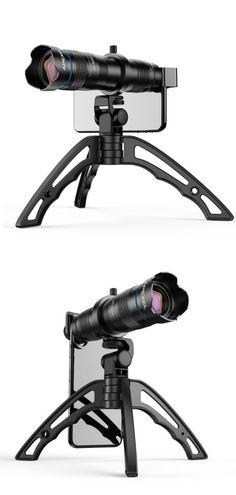 Phone Lens, Telescope, Cameras, Metal, Camera, Metals, Film Camera