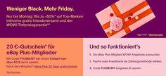 Cyber Monday: Die eBay Top-Deals am 27. November - http://aaja.de/2iUSB5h
