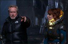 Prometheus - Ridley Scott/Noomi Rapace