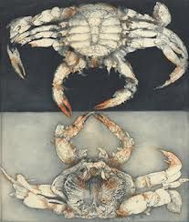 jorg schmeisser - etching Davy Jones' Locker, Work In Australia, Occult Art, Watercolor Paintings, Watercolors, Gcse Art, Art Techniques, Vintage Art, Printmaking