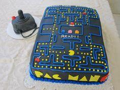 Claudia's cakes: Pac Man Cake