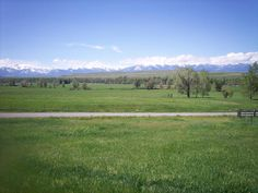 View of the Beartooth Mountains, Stillwater County, Montana #PattersonTeam #sellingmontana #montanarealestate