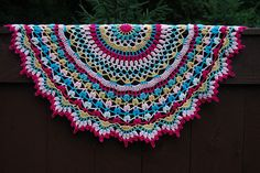 Ravelry: Project Gallery for Summer Splendor pattern by Denise (Augostine) Owens ~ Free pattern