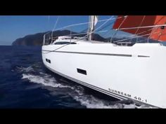 Sunbeam 40 1 Sports Nautiques, Yachts, Sailing, Boat, Ships, Candle, Dinghy, Boats, Ship