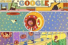 Google's first interactive comic could be our favourite doodle ever
