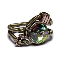 Steampunk Jewelry Ring - Plz Repin, Follow or Like!