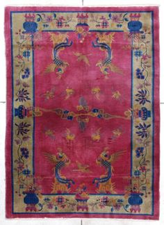 1920s area rugs   ... Oriental Rugs Picture Gallery Chinese and Art Deco Rugs for sale
