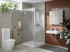 Wandpaneele für Duschbereich - schnell und einfach von der Wanne zur Dusche! Divider, Bathtub, Bathroom, House, Furniture, Home Decor, Washroom, Tub, Full Bath