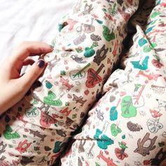 New pyjamas ❤️ | Pijamas novos ❤️ #melinlondon Melina Souza -Serendipity <3