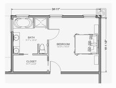 Master bedroom addition - replace tub with washer and dryer