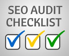 How To Conduct an SEO Audit, Part 2