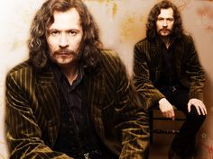 Sirius Black, My fave character of the whole series!!