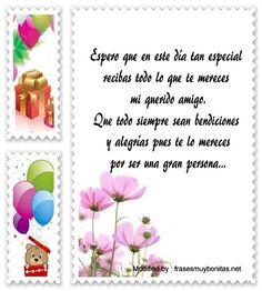 imàgenes con saludos de cumpleaños para mi amigo para facebook,tarjetas con saludos de cumpleaños para mi amigo para whatsapp:  http://www.frasesmuybonitas.net/mensajes-de-cumpleanos-para-un-amigo/