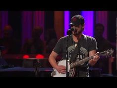 """Eric Church - """"Creepin'"""" Live at the Grand Ole Opry"""