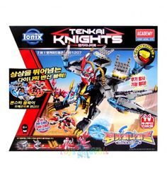 Ionix Tenkai Knights - 2-in-1 Tenkai Dragon (S801207)