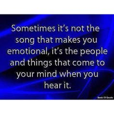 Strong sensory stimuli coupled with strong emotions make for deep memories... A song, a scent, a visual cue triggers recall and all of the sensory memories come flooding back