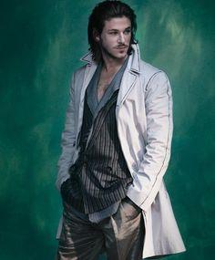 Gaspard Ulliel (French Model & Actor)