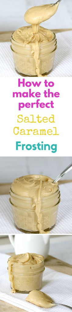 How To Make Salted Caramel Frosting