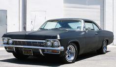 Primed 65 Chevy Impala SS