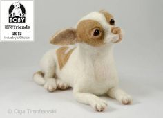 needle felted dachshund - Google Search