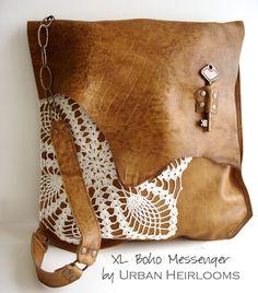 key messenger bag