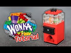 How to Build a Mini LEGO Gumball Machine (Gobstopper) - YouTube