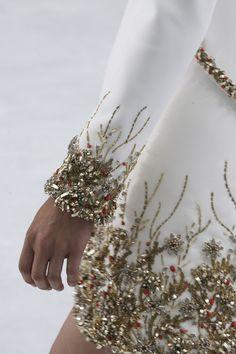 Chanel, couture autumn/winter 2014 details