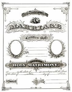 The marvellous Antique Ephemera Clip Art – Printable Marriage Certificate Pertaining To Blank Marriage Certificate Template pics below, is section … Art Prints For Sale, Wall Art Prints, Fine Art Prints, Poster Prints, Marriage Records, Paris Wall Art, Marriage Certificate, Clip Art, Handfasting