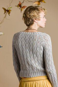 Windsor Cardi - Knitting Daily