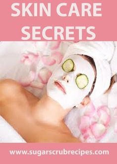 Skin Care-What You Need to Know