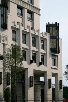 难度很高的新古典主义的建筑:-yolun
