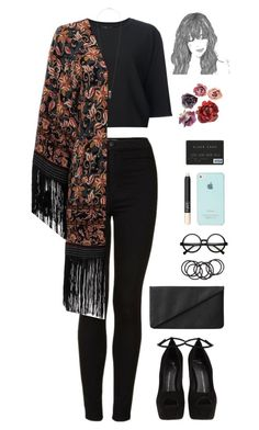 """""""blind date #blinddate"""" by deandelaina on Polyvore featuring Topshop, Theyskens' Theory, Giuseppe Zanotti, H&M, Retrò, Monki, women's clothing, women, female and woman"""