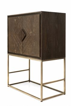 Buy Diamond Bar - Dry Bars - Storage - Furniture - Dering Hall