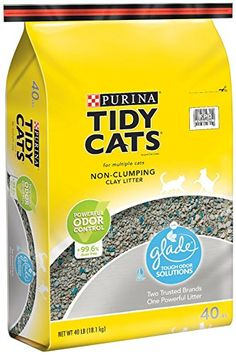 Purina Litter Tidy Cats Scoop Glade Tos 40 lb >>> Read more reviews of the product by visiting the link on the image.