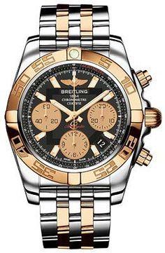 Breitling Chronomat 41 Automatic Chronograph CB014012/BA53