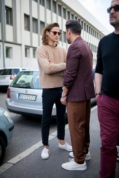 They Are Wearing: Milan Men's Fashion Week