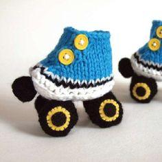 Baby roller skates~