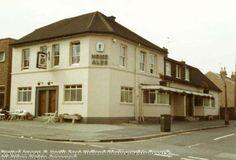 Carlton Hill The Toby Jug Public House 1983