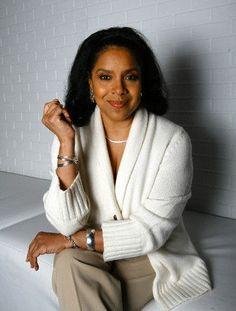 Phenomenal actress, Howard University alum and my fellow soror of Alpha Kappa Alpha Sorority, Inc., Phylicia Rashad