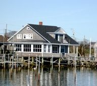 Create great summer vacation memories at this boat house which literally sits on the mouth of the Westport River. Description from cummingsgroup.net. I searched for this on bing.com/images