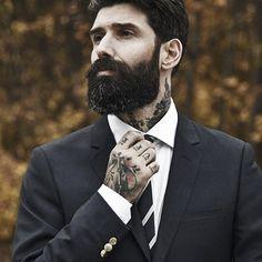 Male Professional Beard Style Ideas