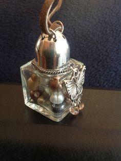 Salt Shaker Necklace on Etsy, $18.00