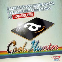 Participa y conviértete en nuestro Cool Hunter FlyBox
