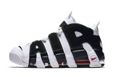 2ad95f77d55b Nike Air More Uptempo White Black Release Date. The Nike Air More Uptempo  White Black Scottie Pippen PE releasing April